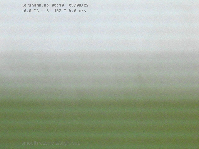 Webcam Korshamn, Lyngdal, Vest-Agder, Norwegen