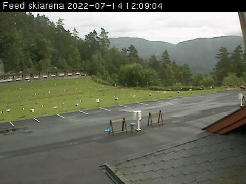 Webcam Tonstad, Sirdal, Vest-Agder, Norwegen